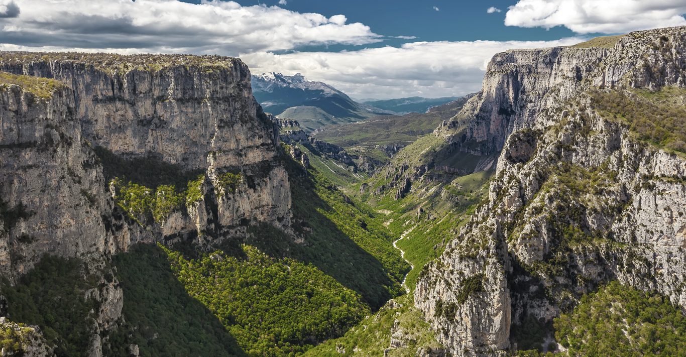 Slow Cyclist is offering a new five-night journey to the Pindus mountains in Greece
