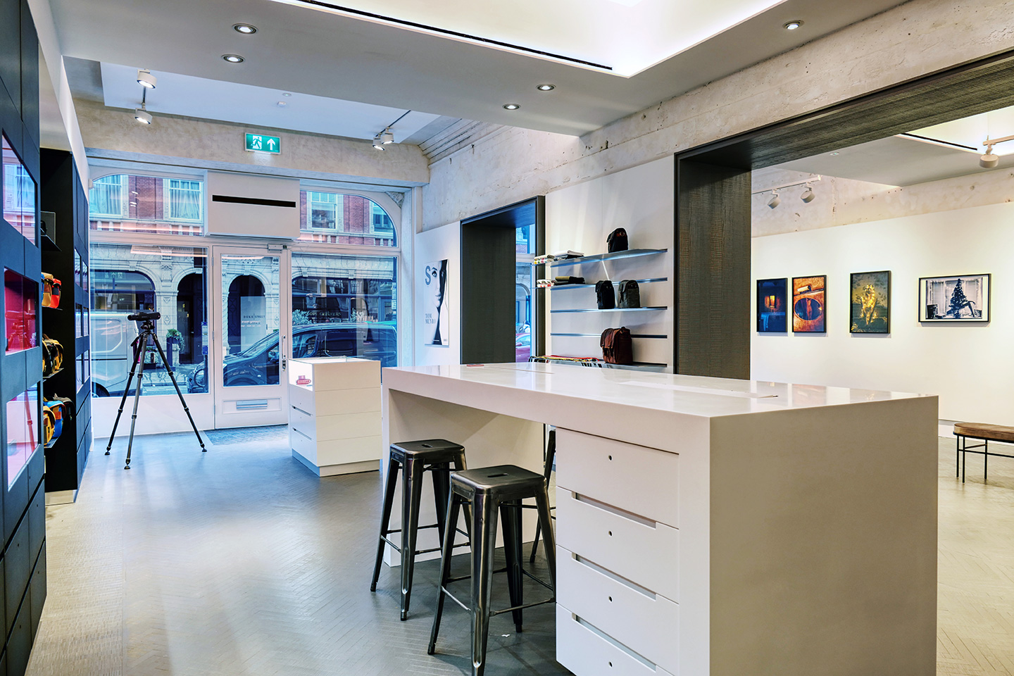 The Leica Akademie at the new Duke Street flagship will run lessons for beginners and professionals