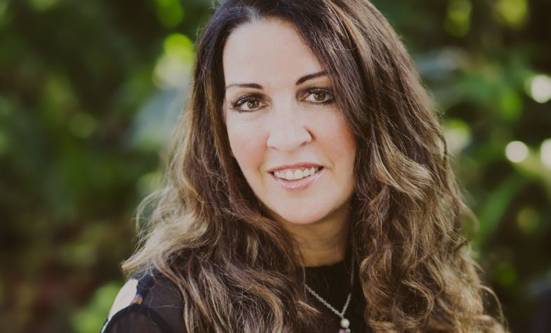 Vanessa Vallely, founder of WeAreTheCity