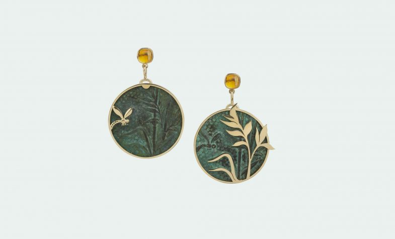 Tessa Packard Down by the Lake earrings