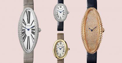 Cartier's Baignoire collection