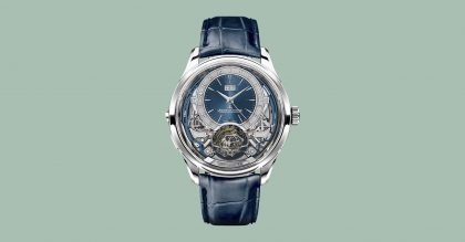 Jaeger-LeCoultre's new Master Grande Tradition Gyrotourbillon Westminster Perpétuel watch