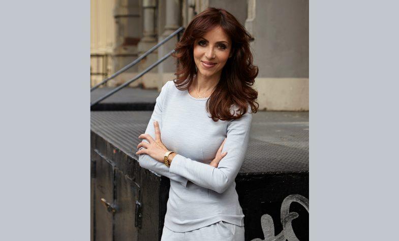 Elizabeth Filippouli, founder of the Global Thinkers Forum