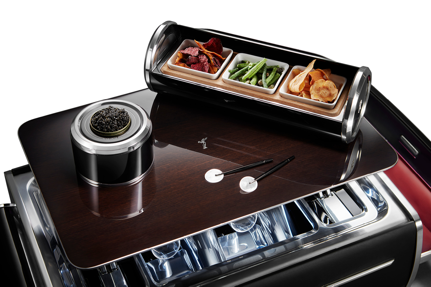 The Champagne Chest by Rolls-Royce Motor Cars