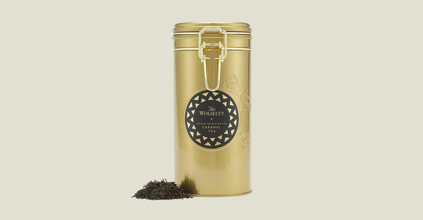 The Wolseley Caramel Tea
