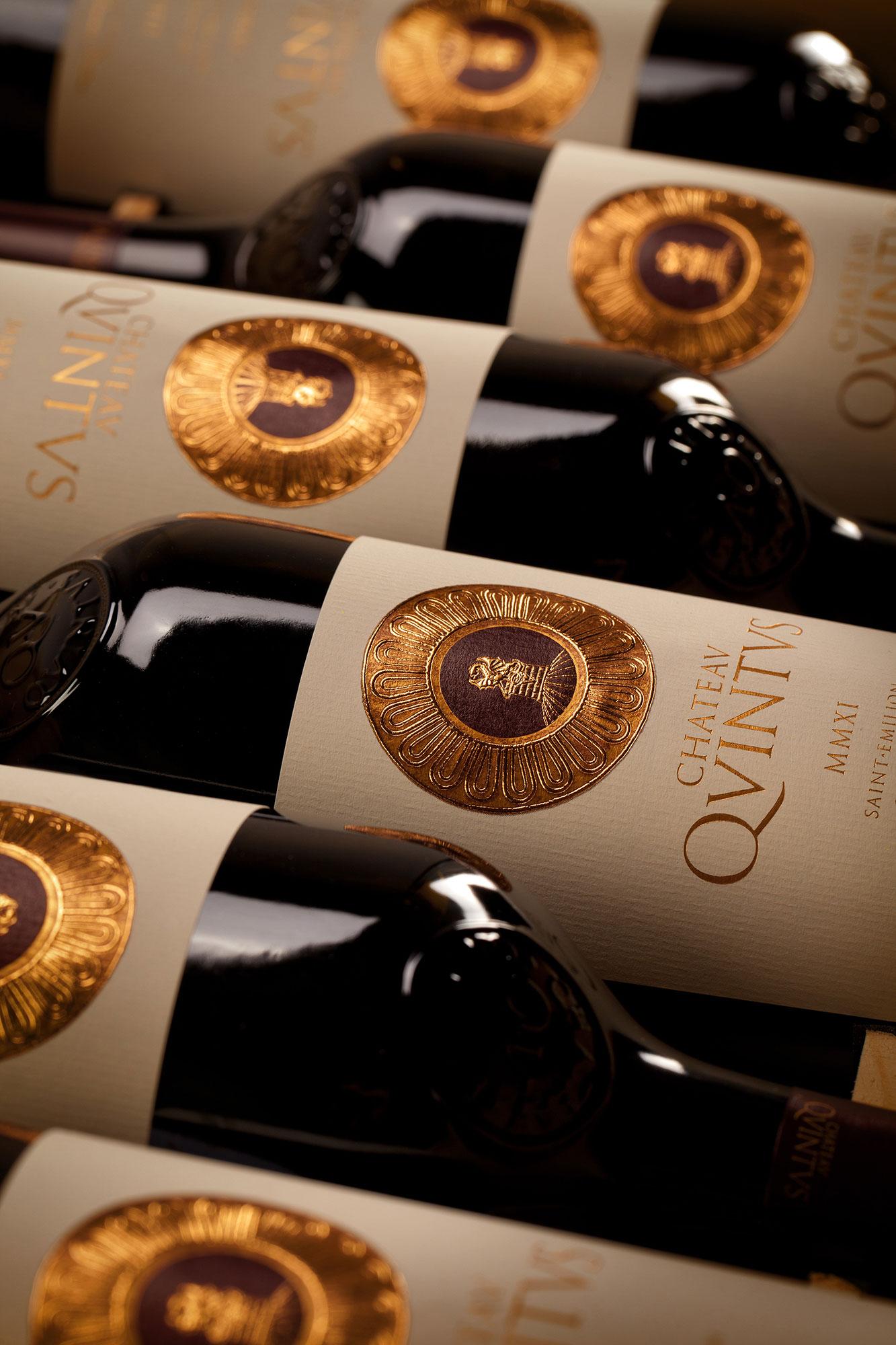 Château Quintus wine