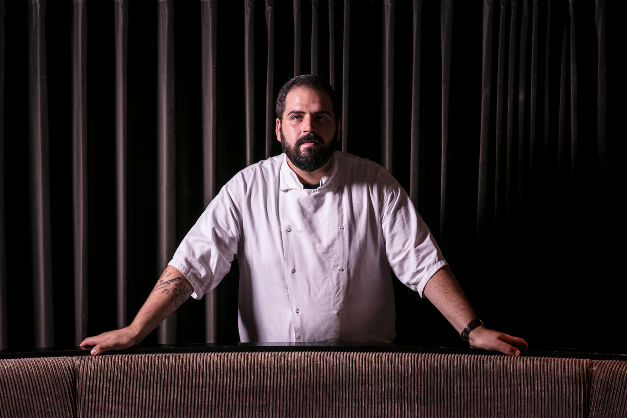 Nuno Goncalves, executive head chef of Quaglino's