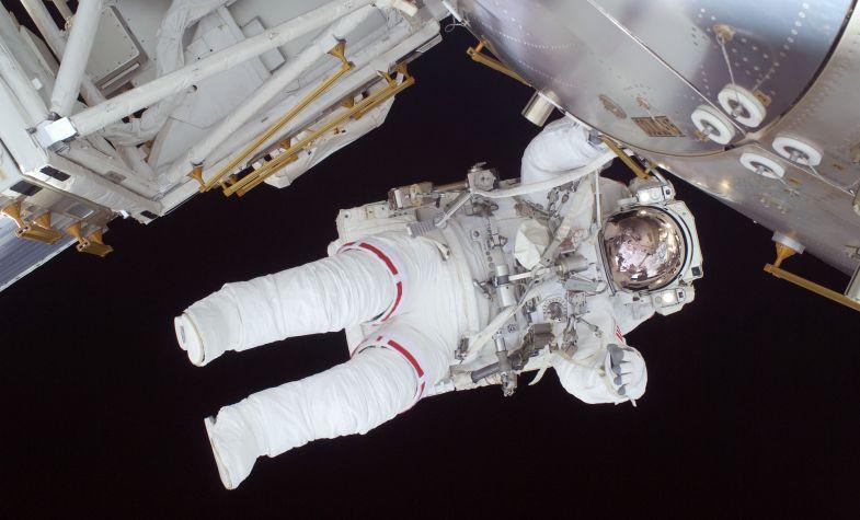 Space stories: Nicole Stott