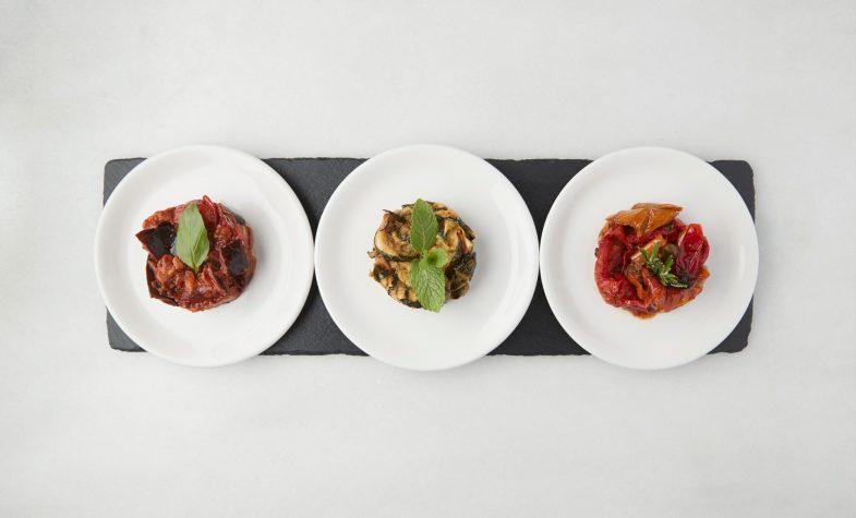 'O ver's menu takes inspiration from Neapolitan classics