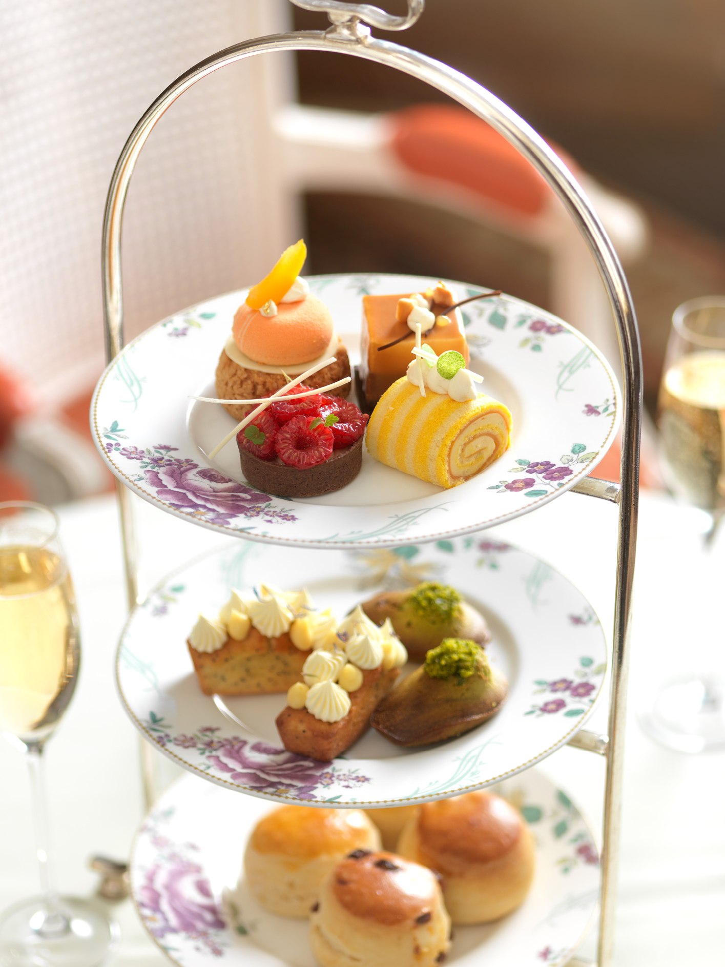 The Savoy's afternoon tea lives up to high expectations