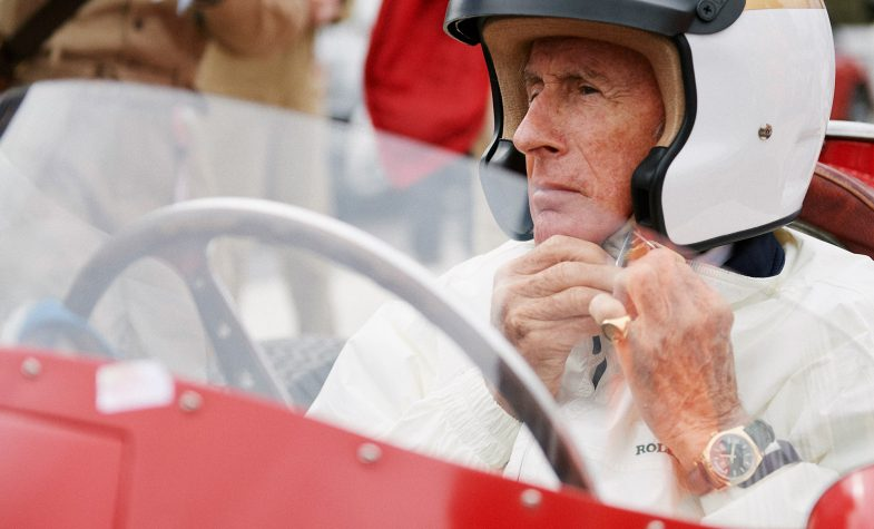 'The Flying Scot', Sir Jackie Stewart