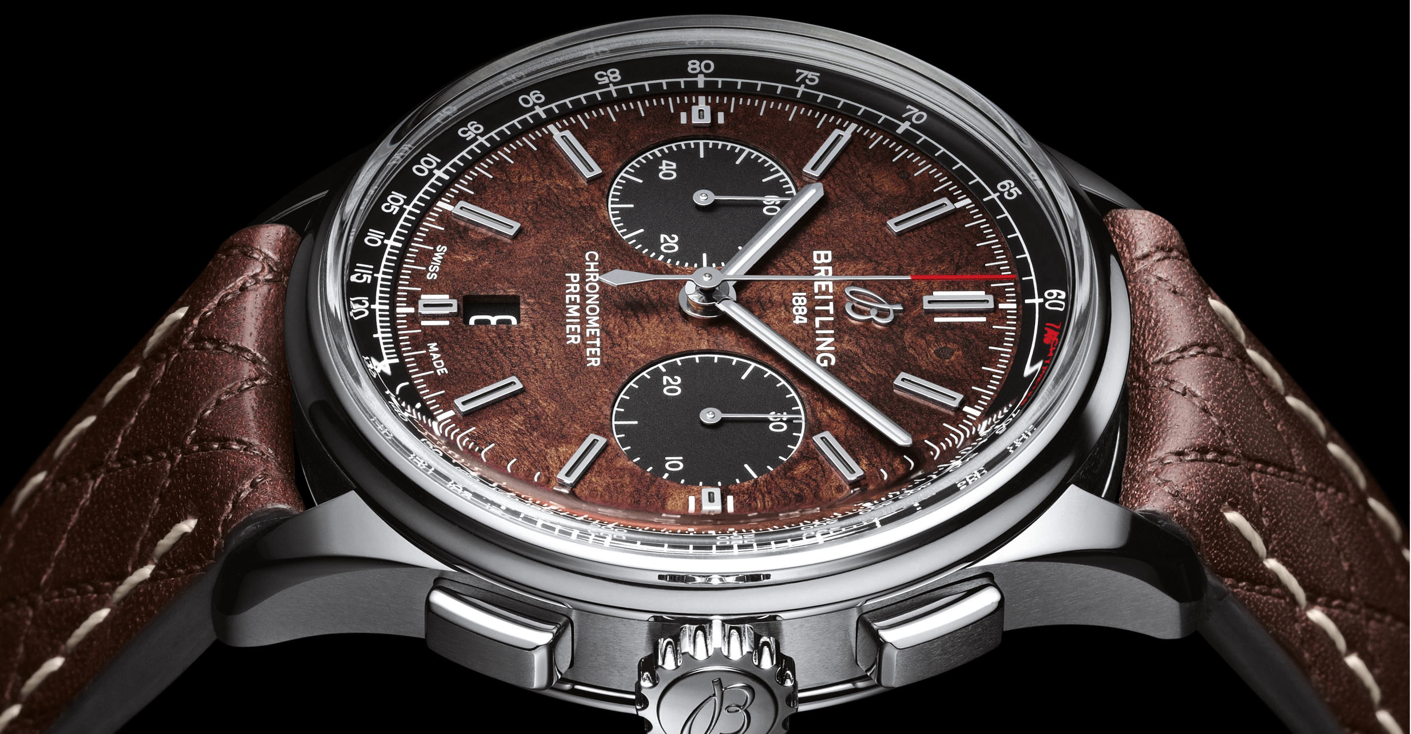 The Breitling Bentley Centenary Limited Edition timepiece