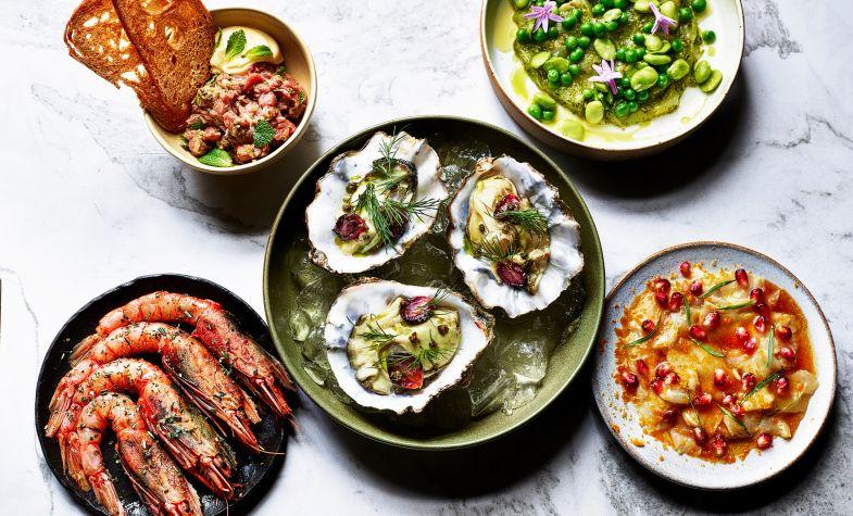 Norma will serve Sicilian cuisine with Moorish influence