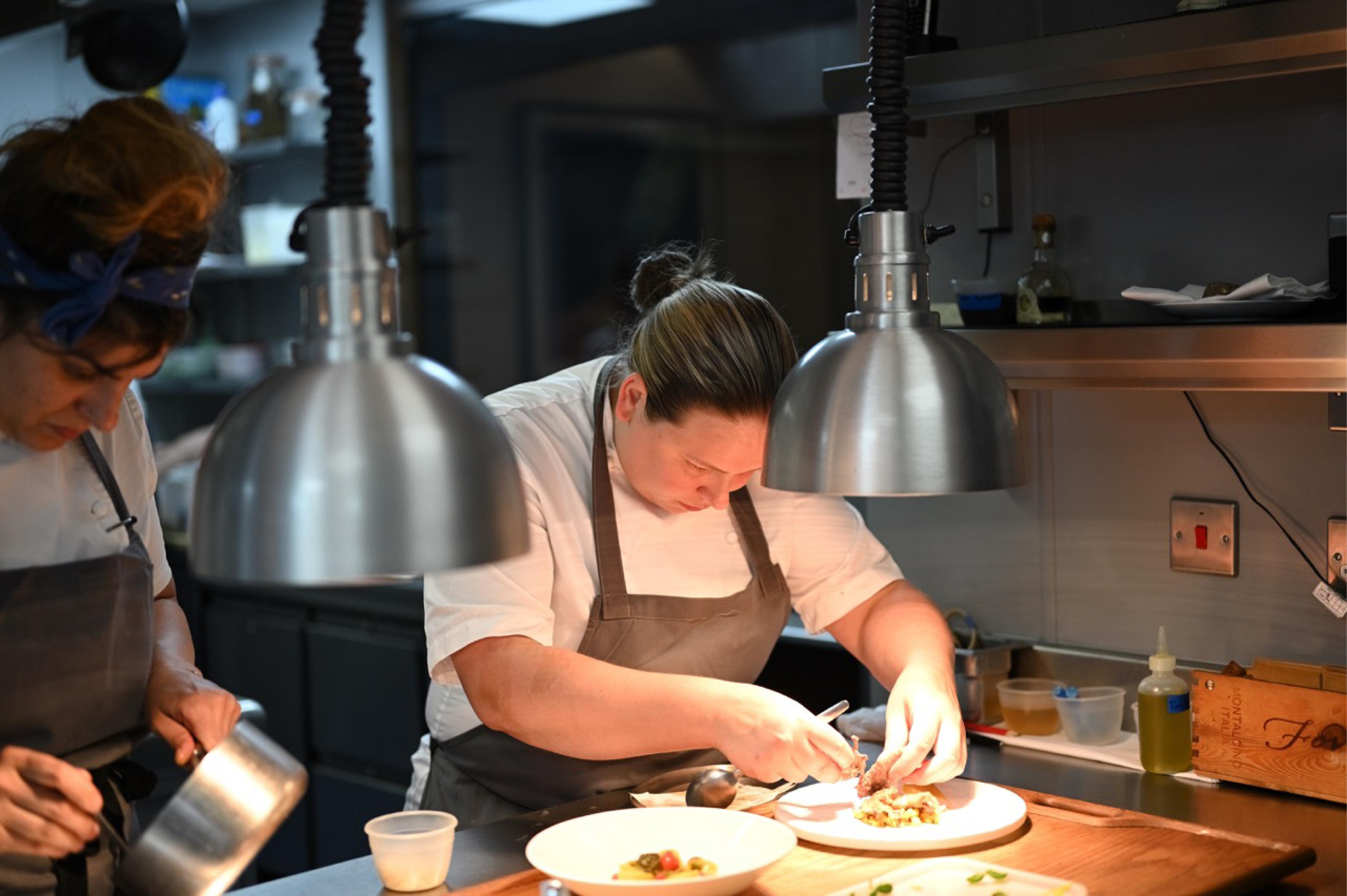 Brightman brings finesse to rustic Italian cuisine at Murano