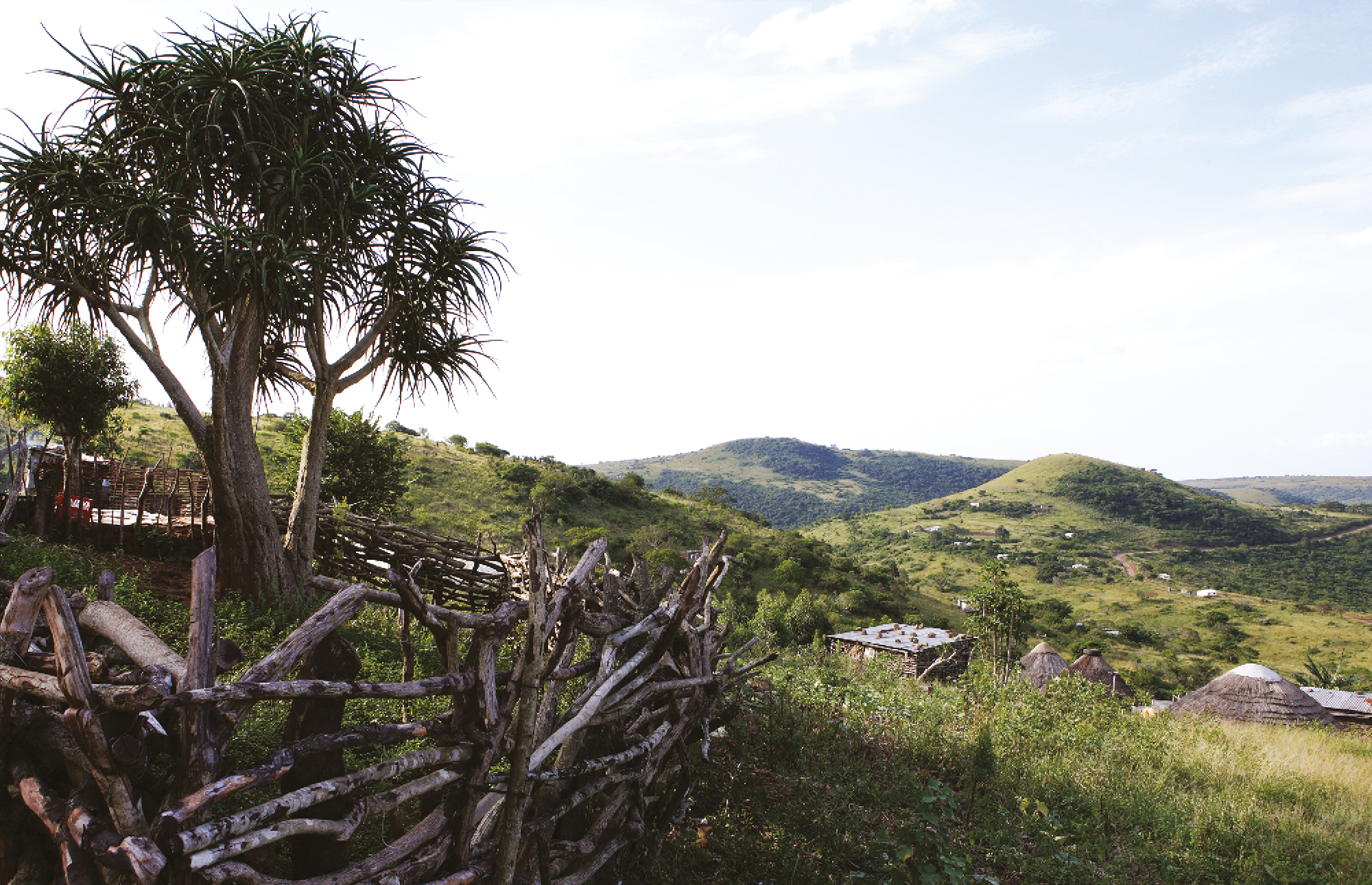 Ghost Mountain Inn encourages guests to get to know the local area, including the Lebombo Mountains and people who live there