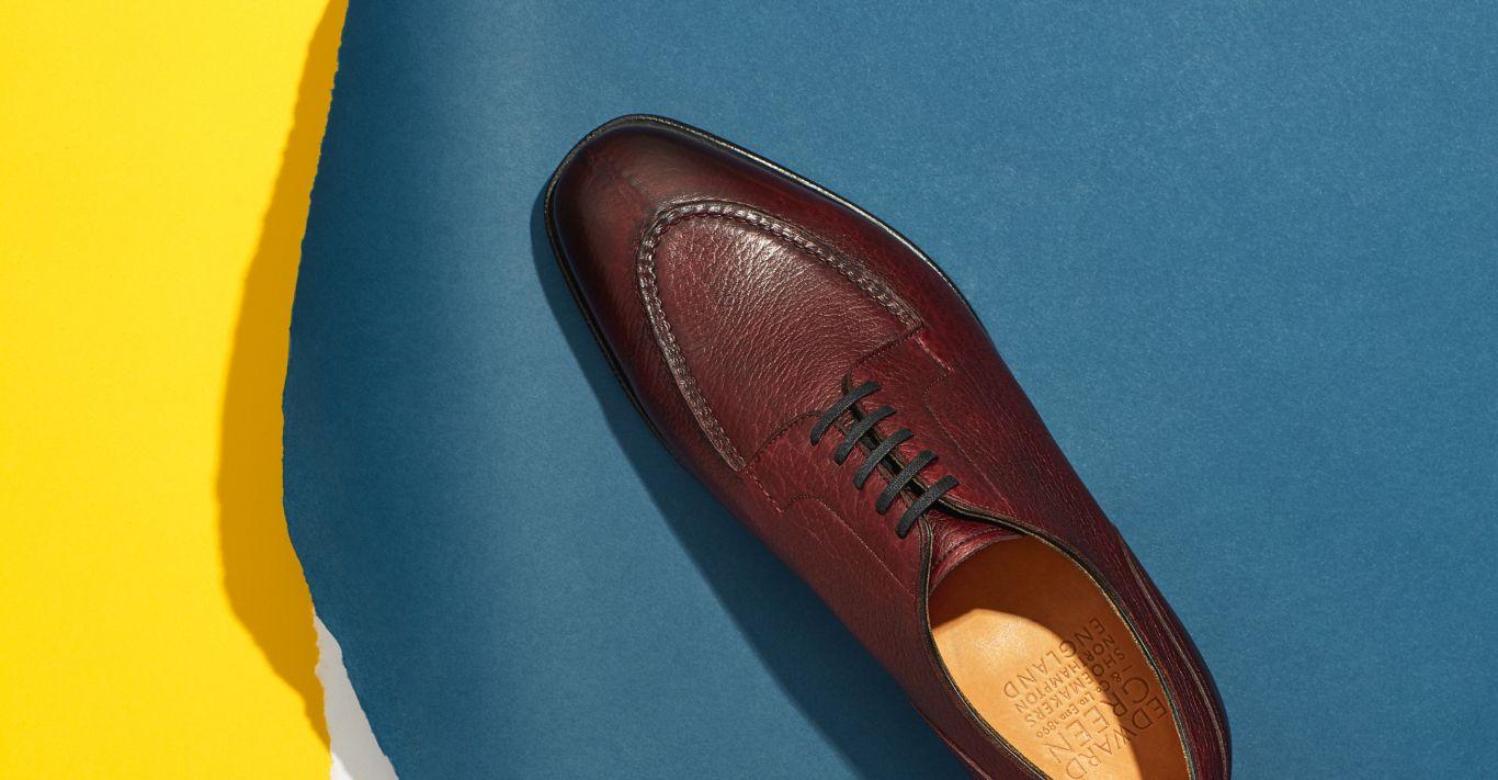 Edward Green's Dover Derby shoe