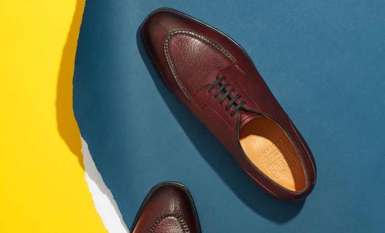 Edward Green's Dover Derby shoe