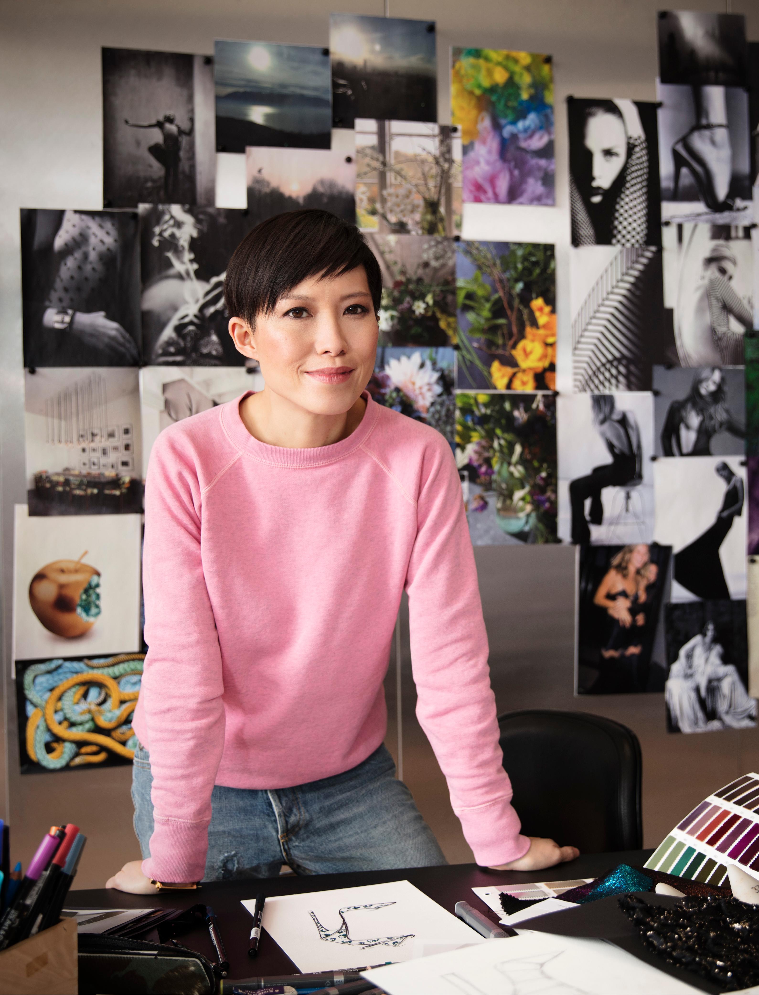 Sandra Choi Jimmy Choo