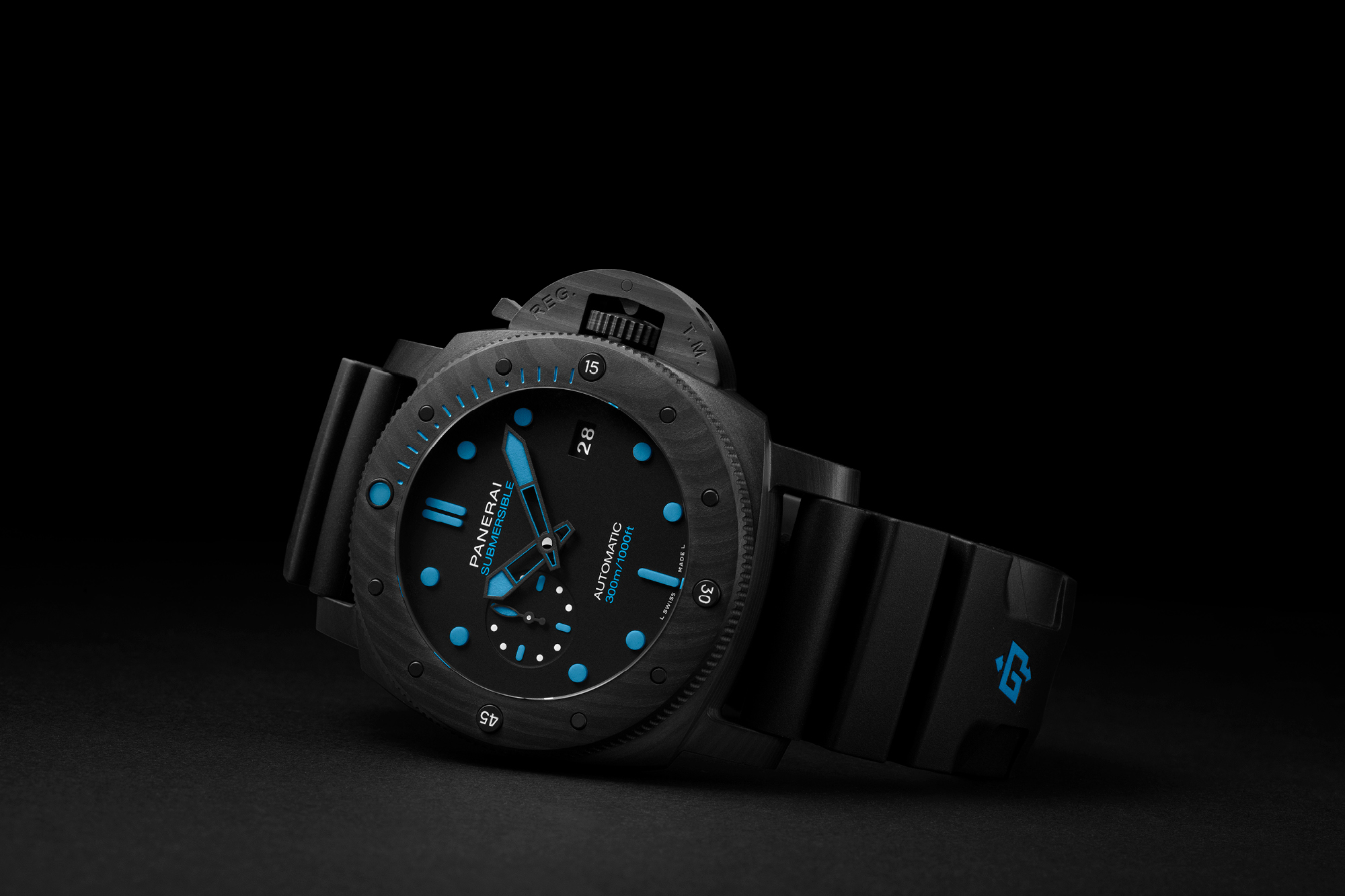 Panerai Submersible Carbotech 47mm