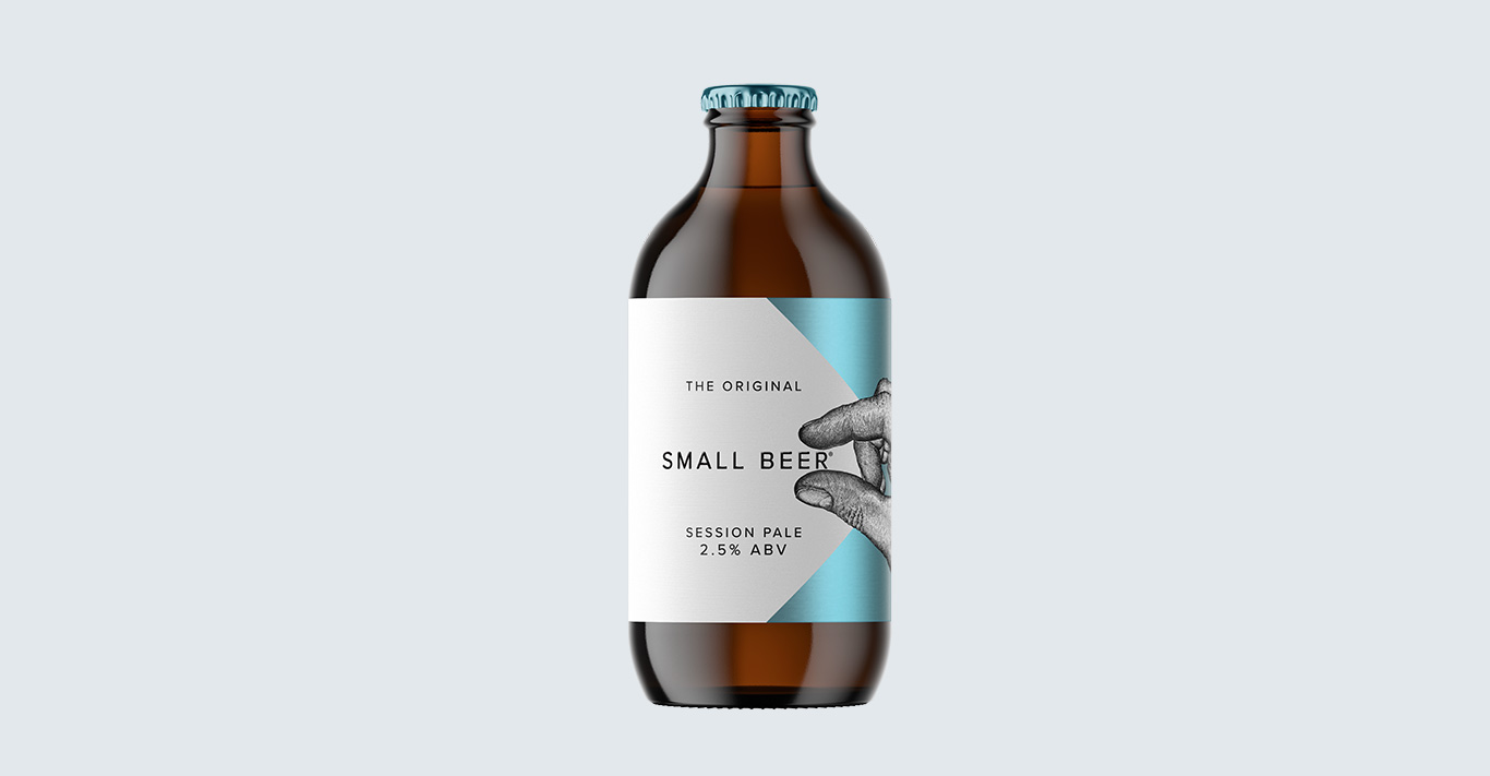 Small Beer Session Pale Ale