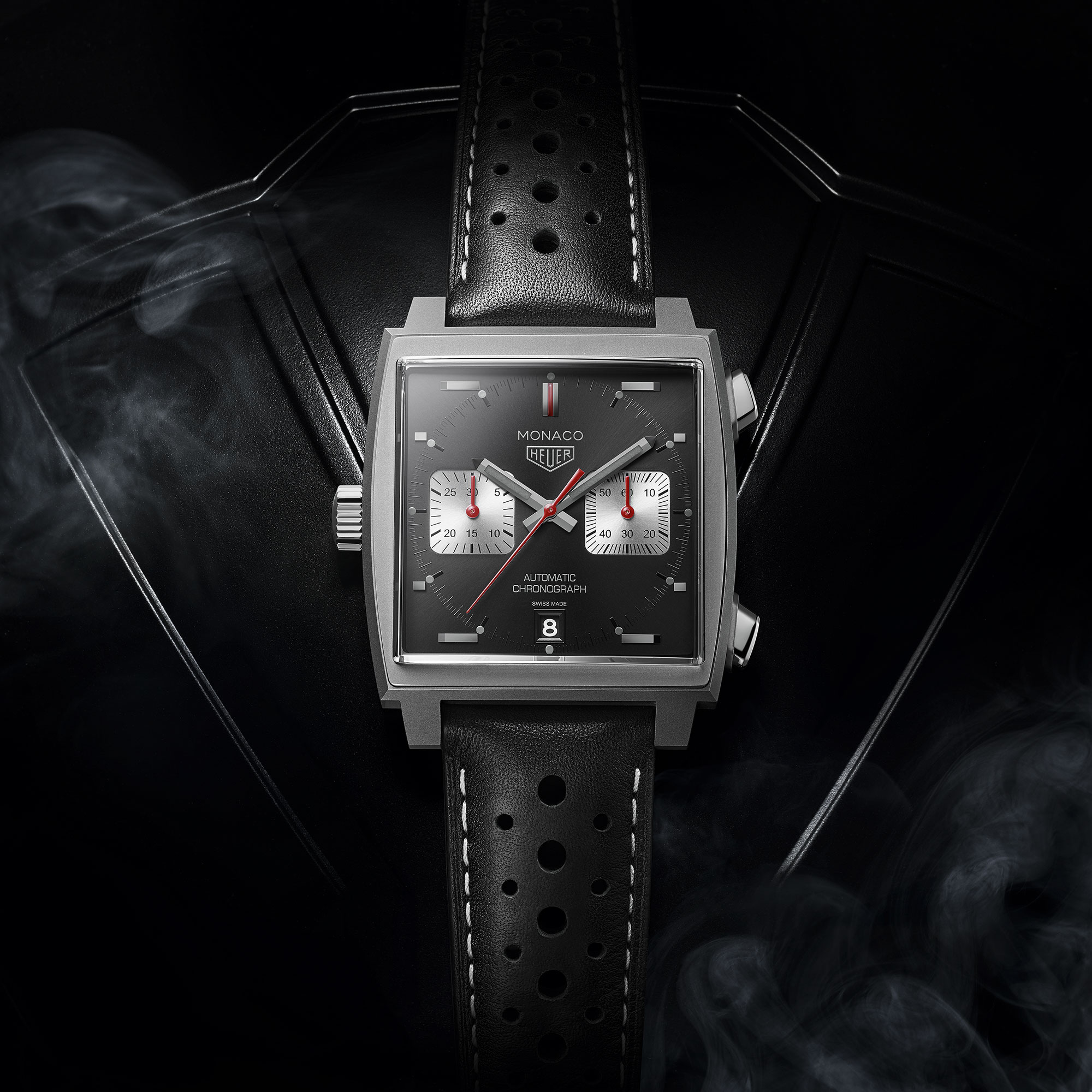 The TAG Heuer Monaco 2009-2019 Special Edition watch
