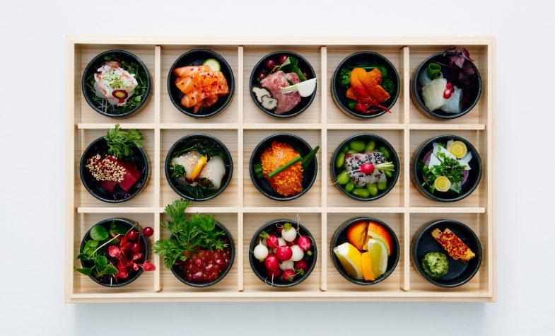 Sashimi Assortment at Akira