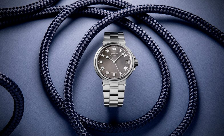 Breguet Marine 5517TI watch