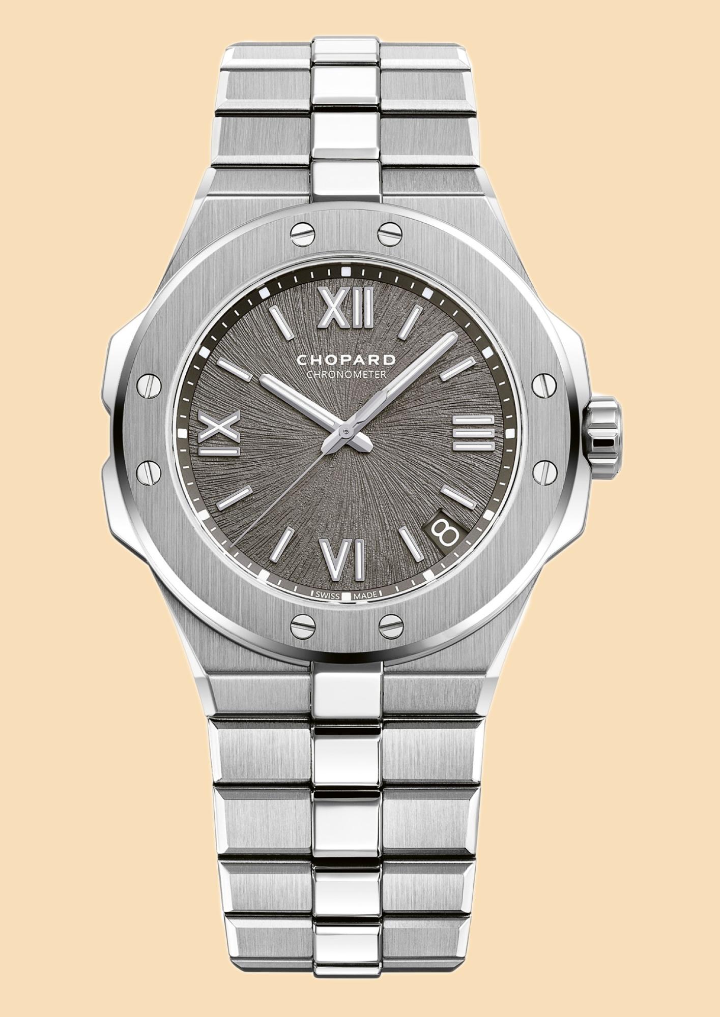 Chopard's Alpine Eagle watch