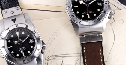 The Tudor Black Bay P01
