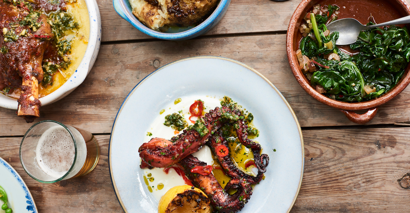 Fresh, colourful food with an international feel at Wild by Tart in SW1
