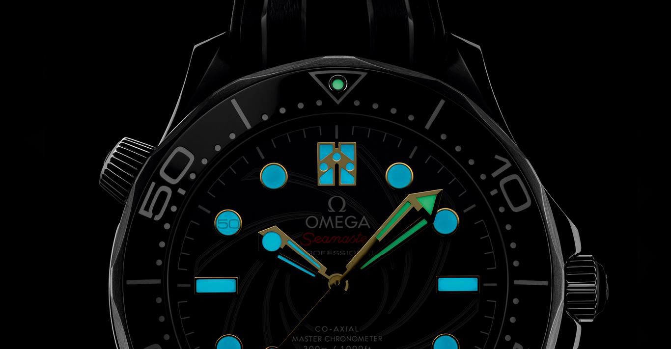 Omega 42mm Seamaster Diver 300M