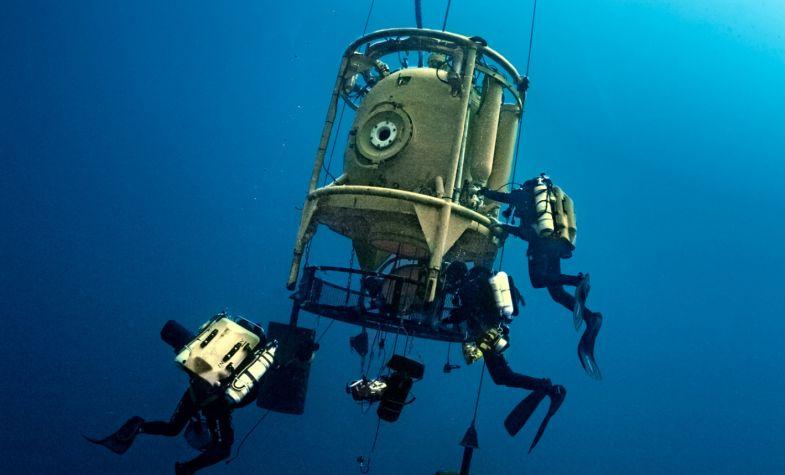 Blancpain's Ocean Commitment