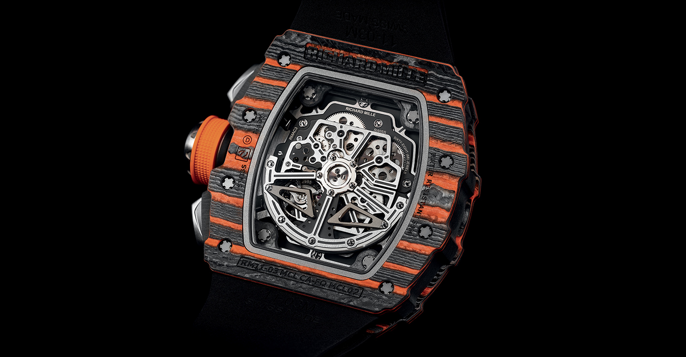 Richard Mille RM 11-03 automatic Flyback Chronometer McLaren