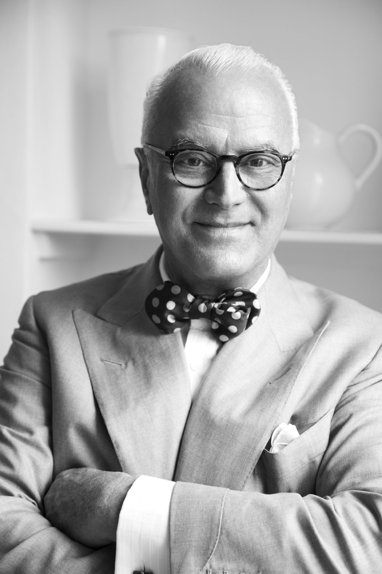 Manolo Blahnik is as colourful as his shoes