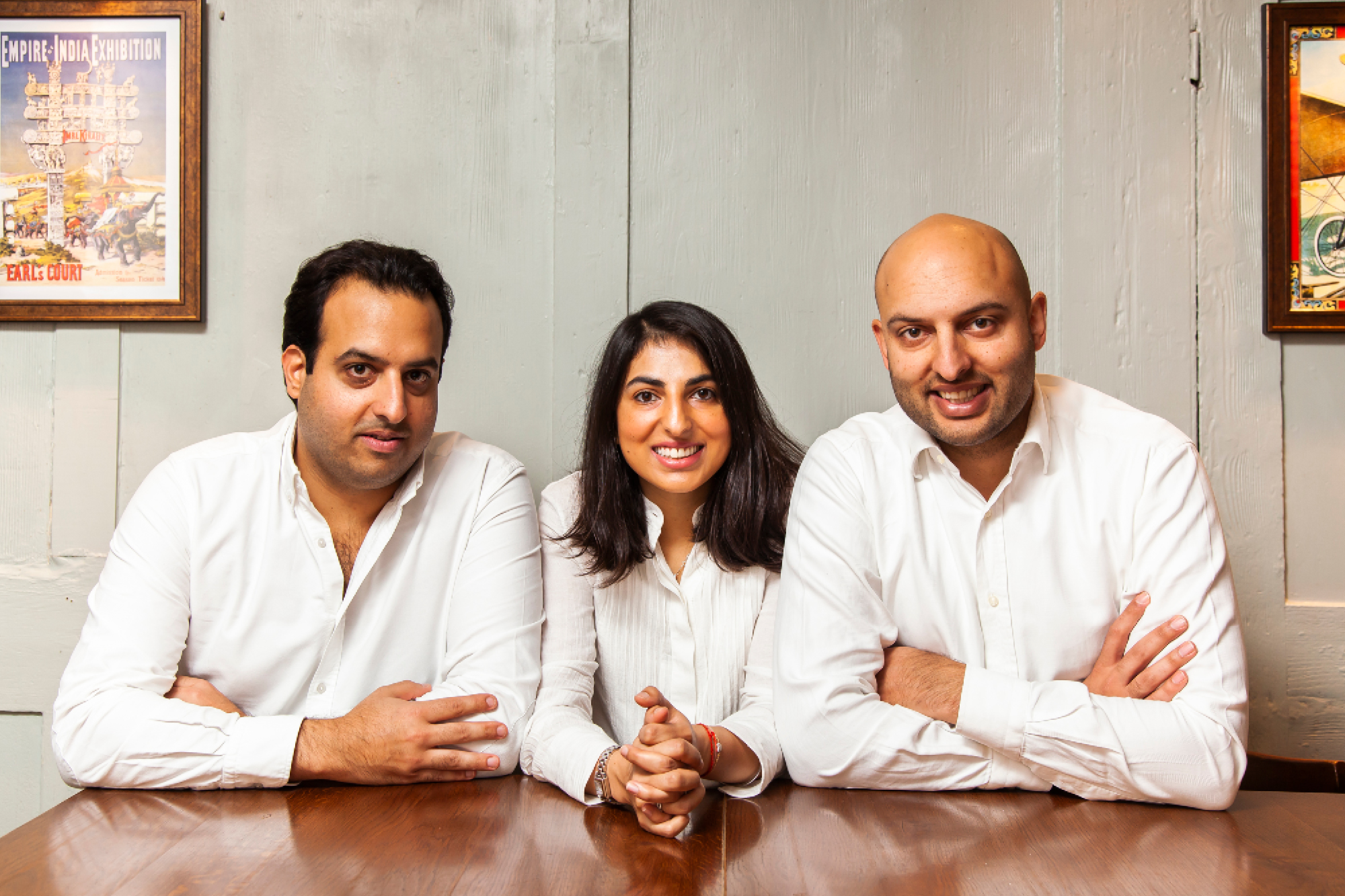 Karam, Simaoma amd Jyotin Sethi form restaurant super group JKS.