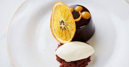 Chocolate and Orange Fiesta at Kitchen at Holmes