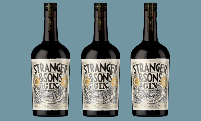 Stranger and Sons Gin