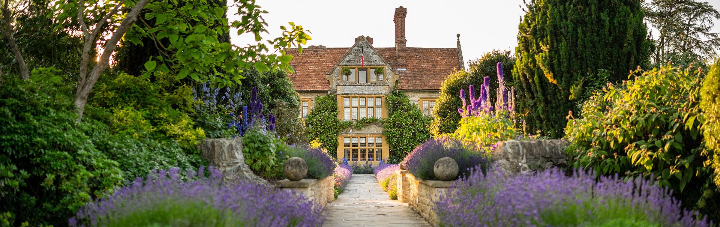 Belmond Le Manoir aux Quat'Saisons is set among beautiful gardens