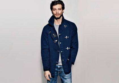 Fay 4 Ganci jacket