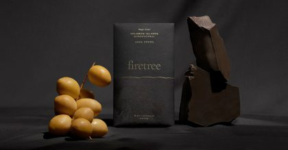 Firetree's 100% cocoa bar is truly a guiltless pleasure in Veganuary