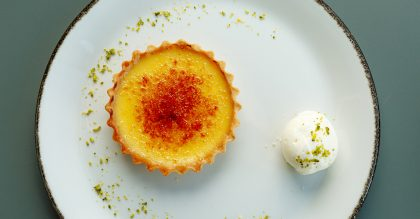 Mthr's lemon tart