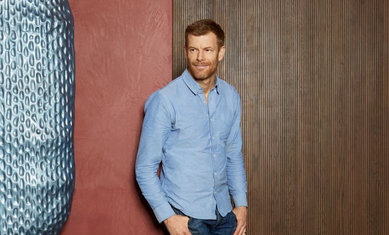 Tom Aikens, photographed by James McDonald