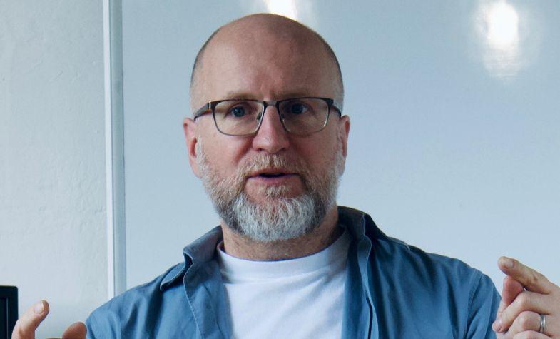 David Begg, Founder of Real Kombucha