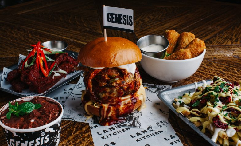 Genesis is known for its 100 per cent plant-based organic fare