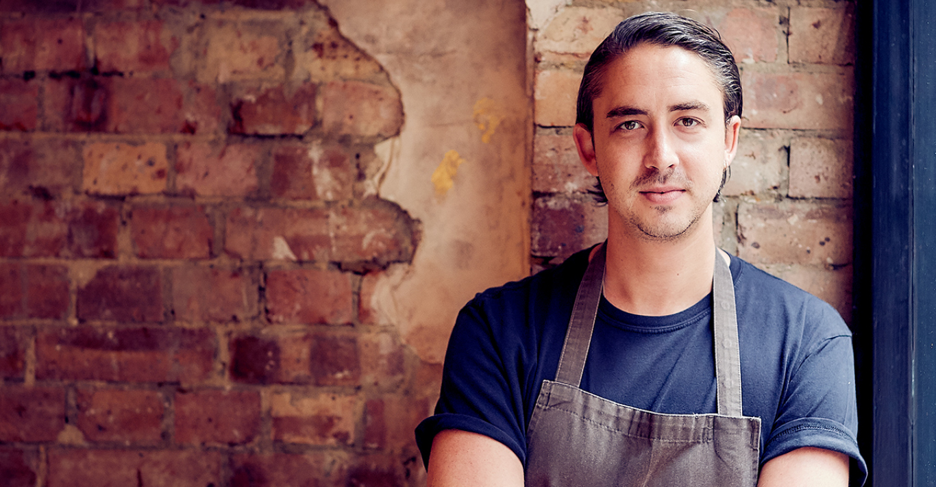 Will Bowlby, Head Chef and Co-founder of Kricket