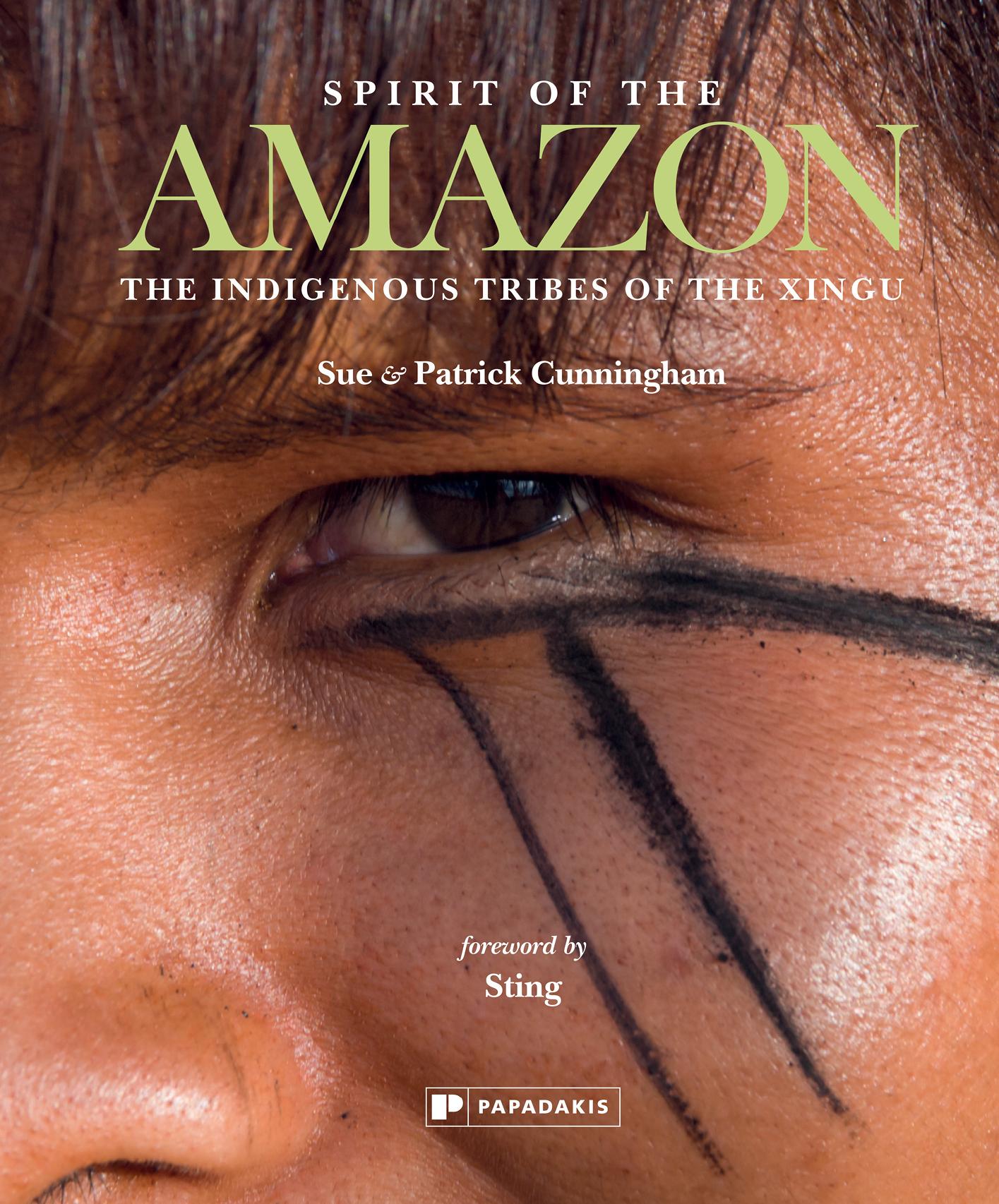 Cunningham's book Spirit of the Amazon