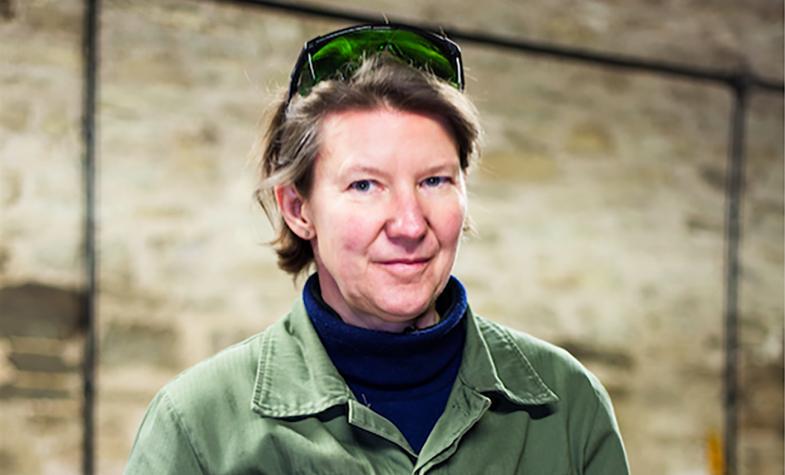 Liz Colebrook of Beaumont Bicylces
