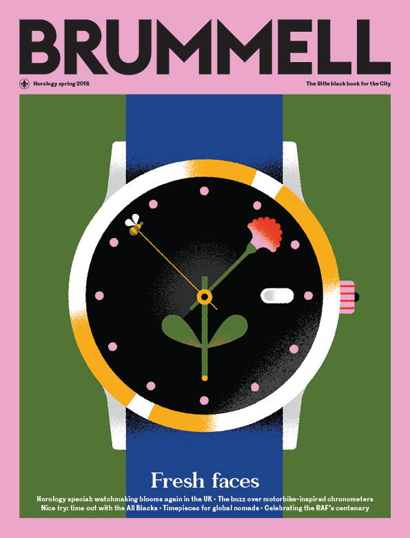 Horology spring 2018