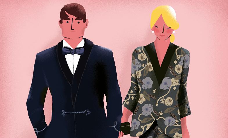 Formalwear from Favourbrook