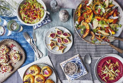 Recipes from The Jewelled Table